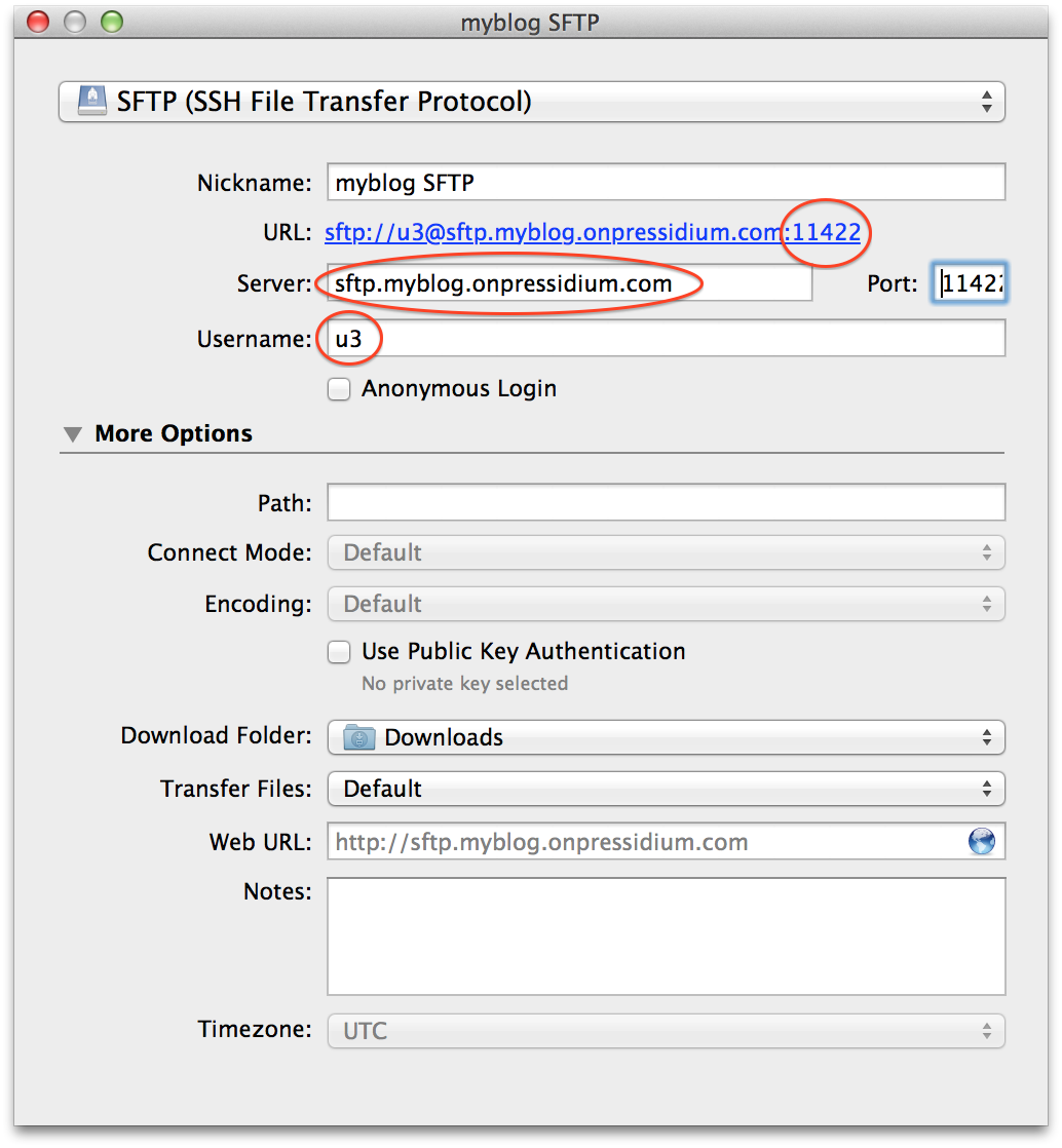 CyberduckSFTPBookmark