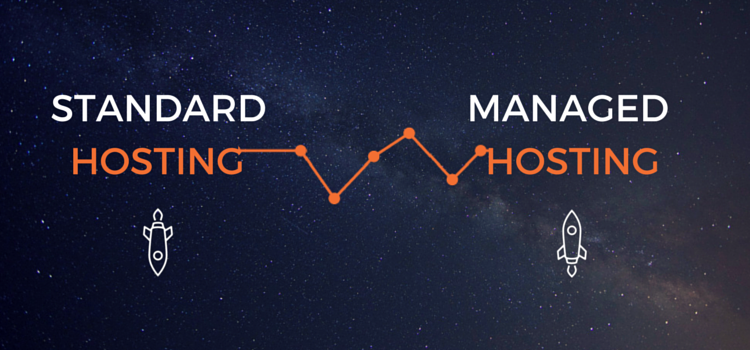 Standard Vs Managed WordPress Hosting