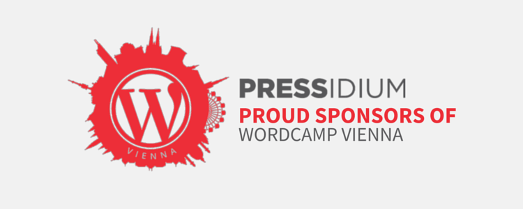 We're Sponsoring WordCamp Vienna: Win One Of 2 Tickets!