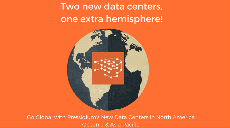 Pressidium announces two new datacenters