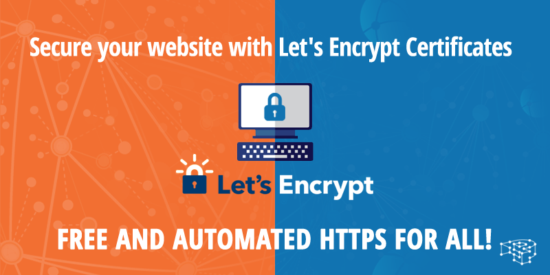 Secure your website with Let's Encrypt