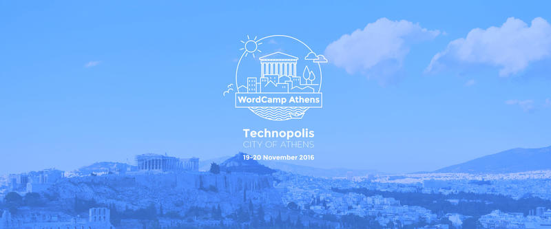 Wordcamp Athens 2016