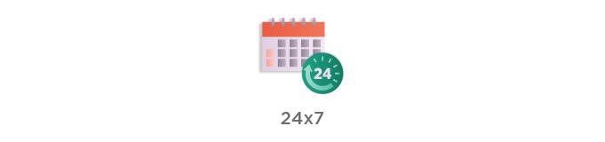 Enterprise Support 24x7