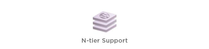 Enterprise Support n-tier