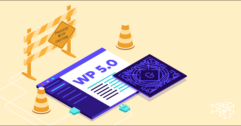 Image for Important: Mass WordPress 5.0 upgrade after holiday season