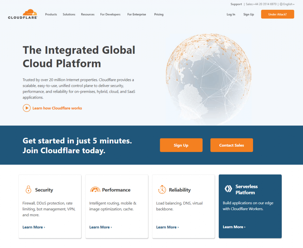 Use Cloudflare to Manage Your DNS