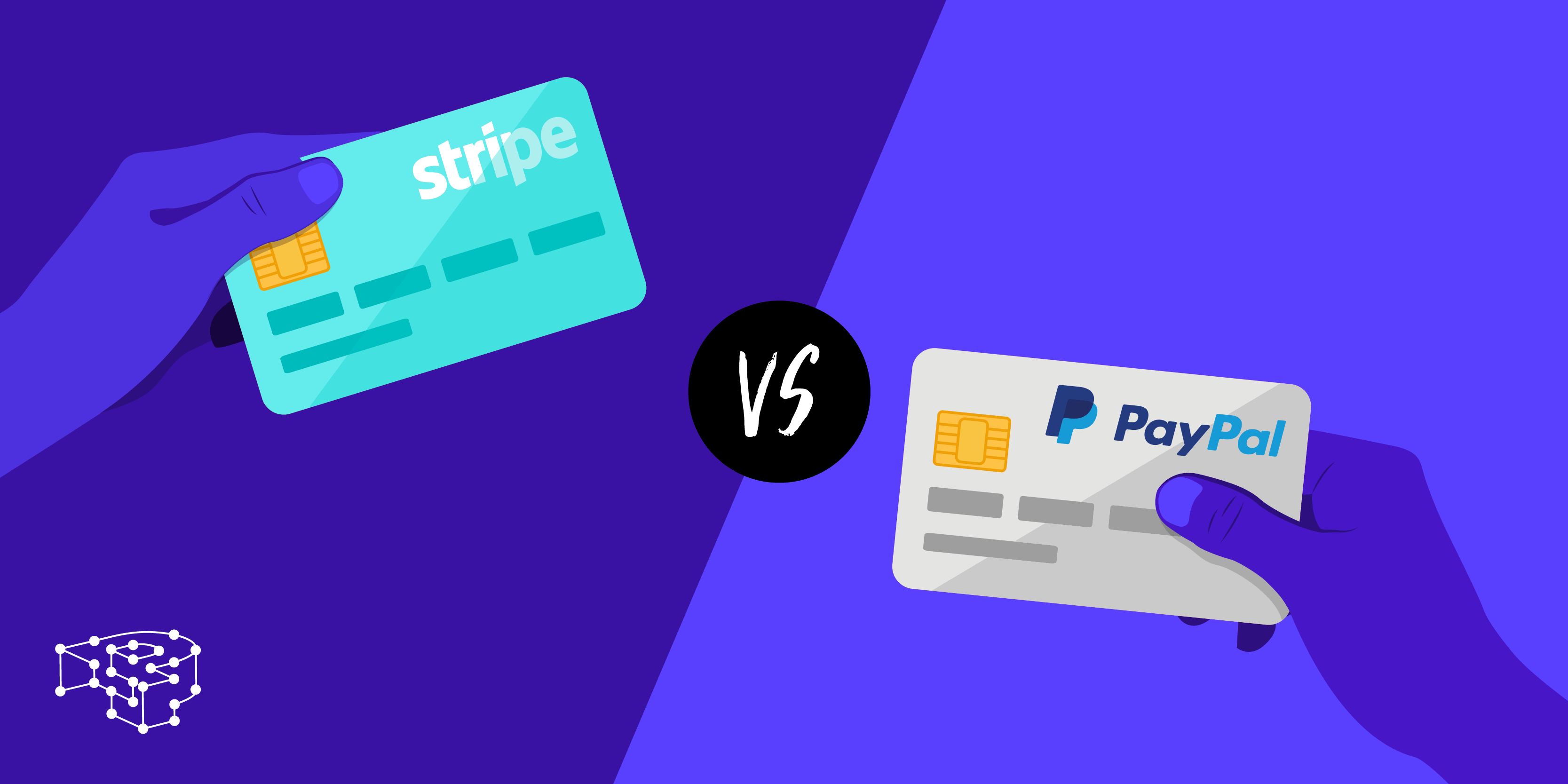 Image for Stripe vs PayPal – What's the Difference? 2020 Review