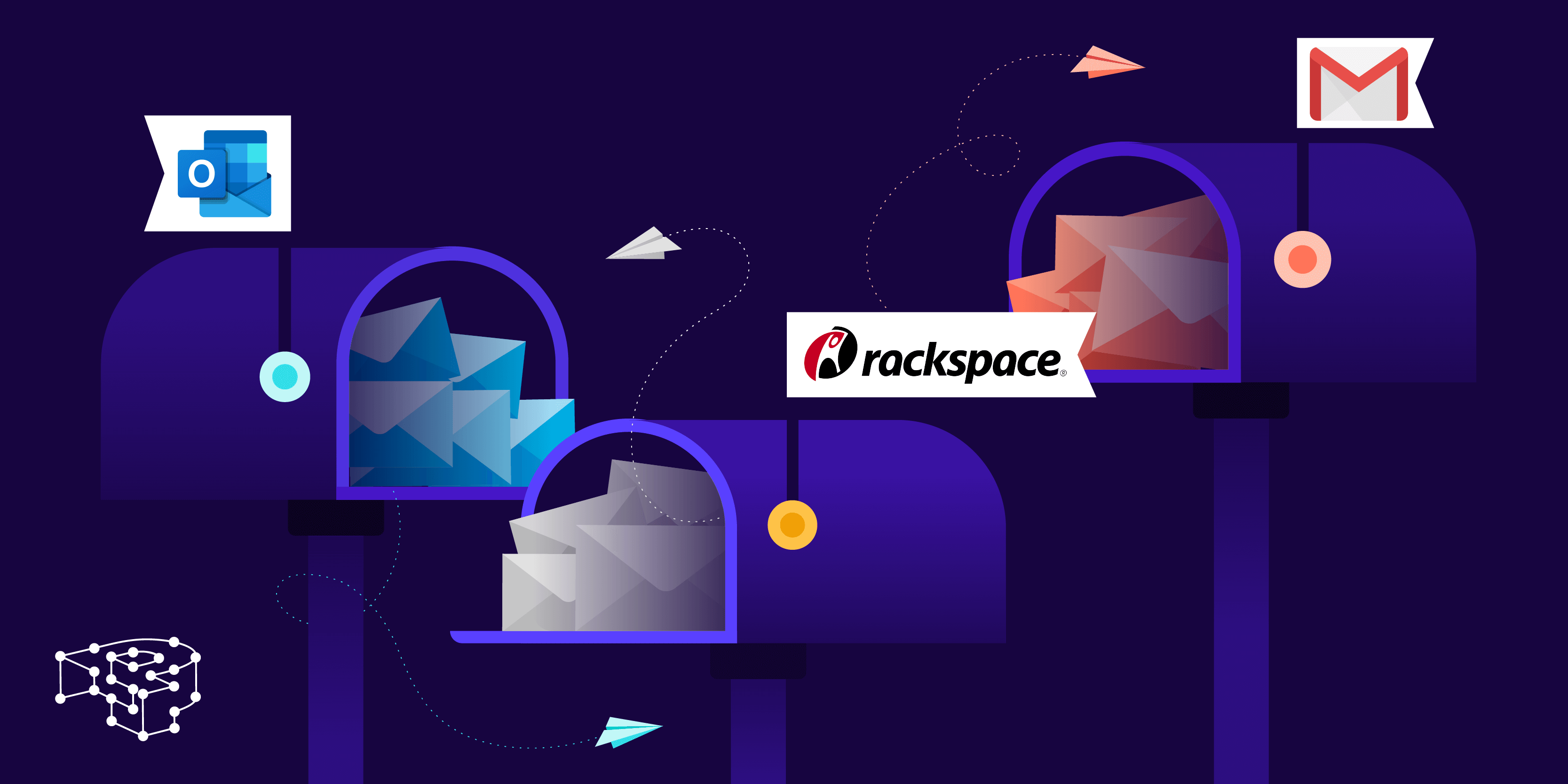 Image for Google vs Rackspace vs Microsoft – Which Email Provider is Best? 2020 Review.