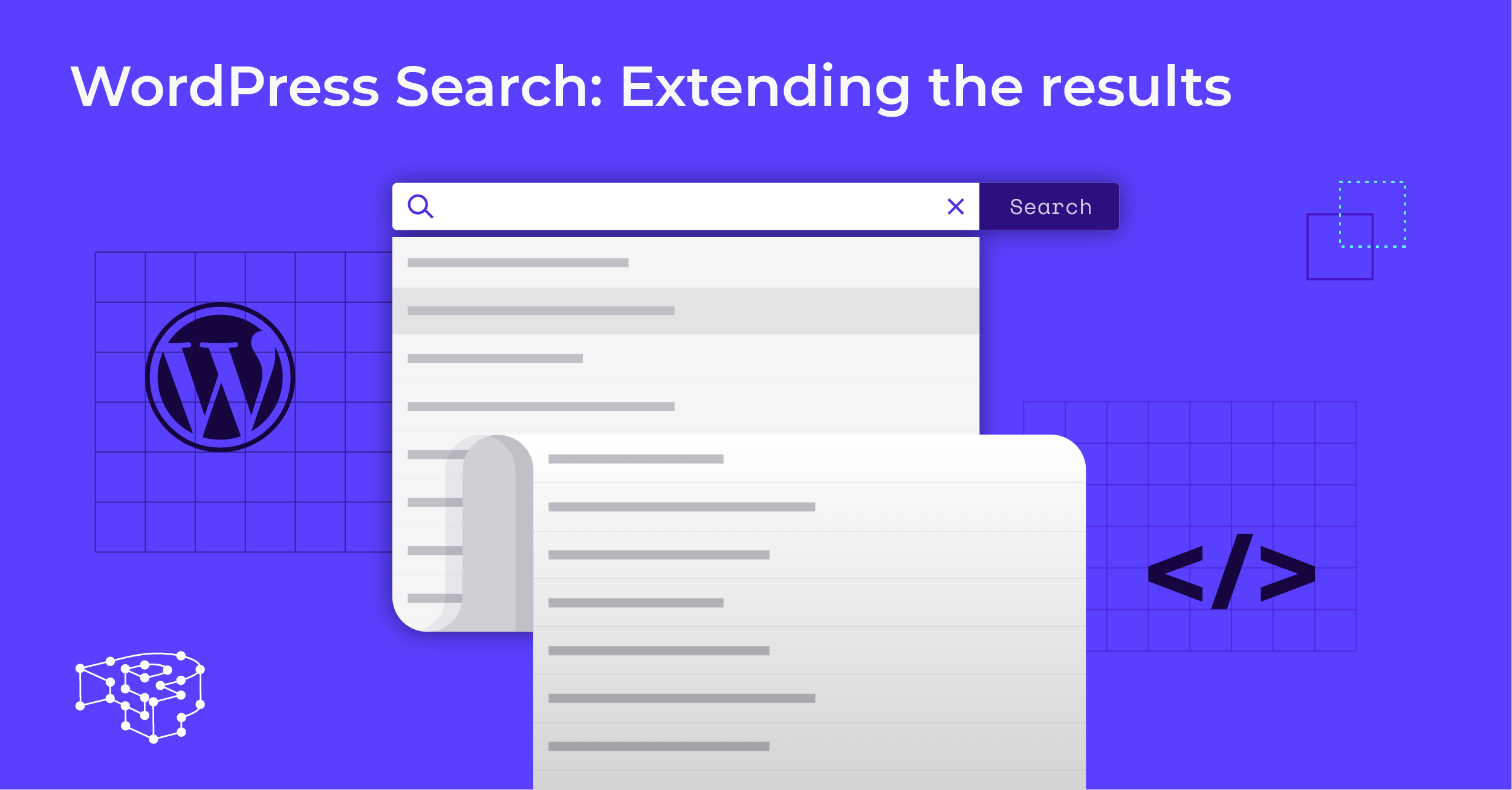 Image for WordPress Admin Search: Extending the Results