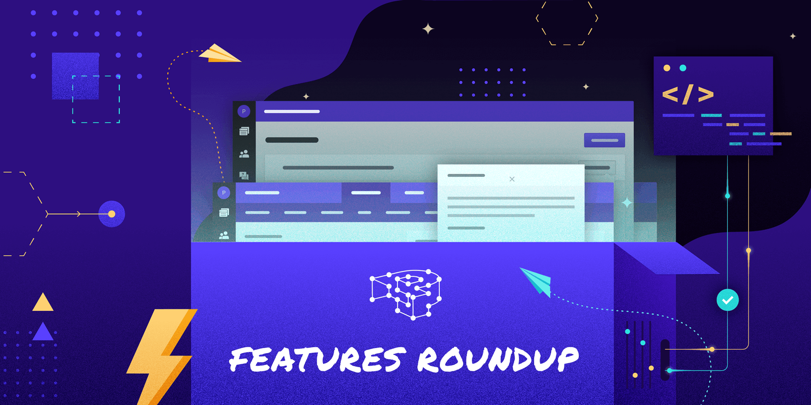 Image for February 2021 Features Roundup
