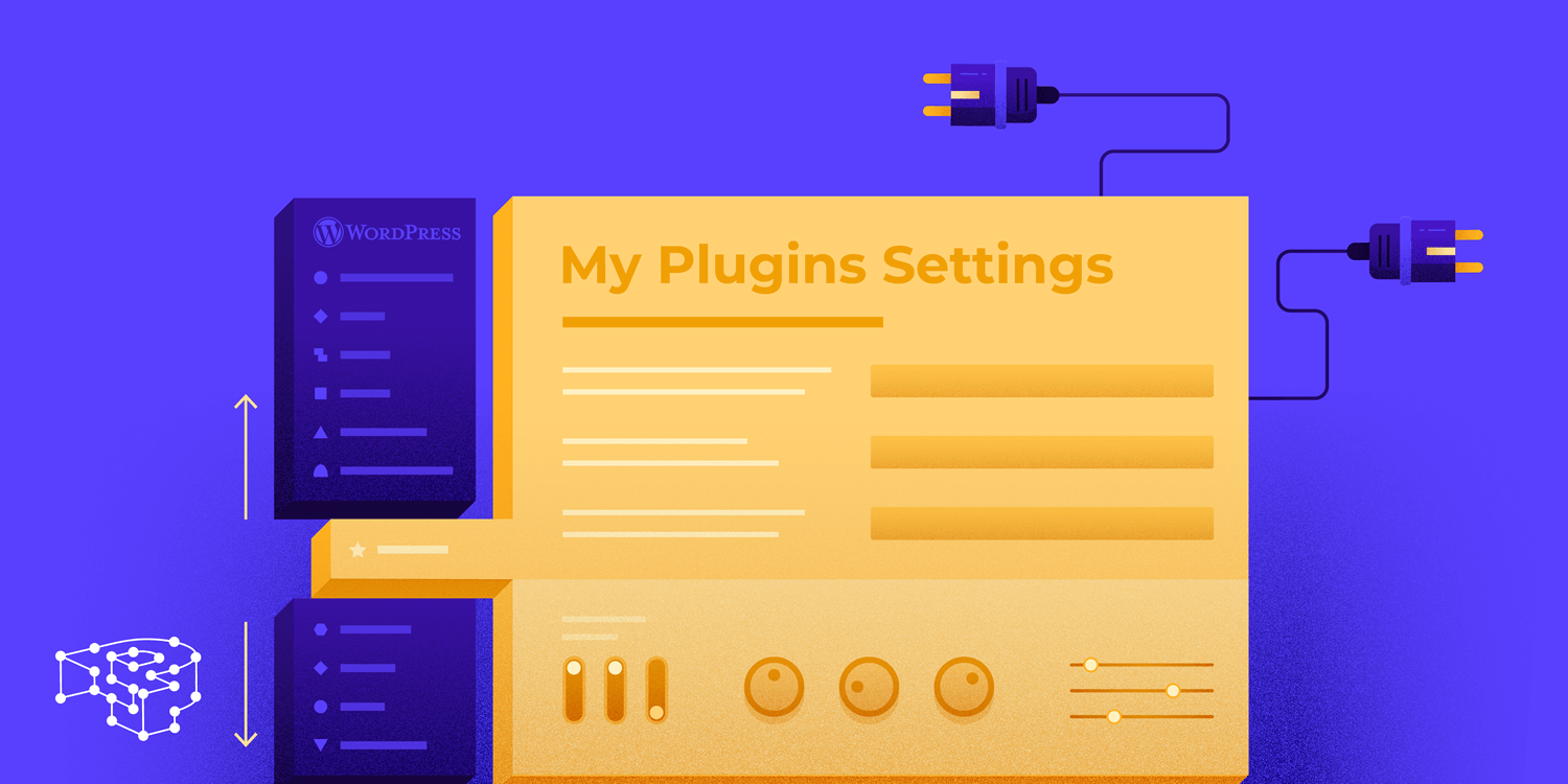 Image for Adding Fields To The WordPress Menu Items – The Plugin's Settings Page