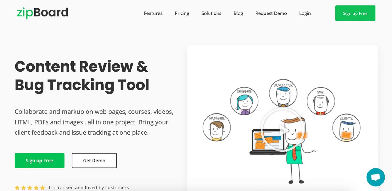 zipboard collaboration tool